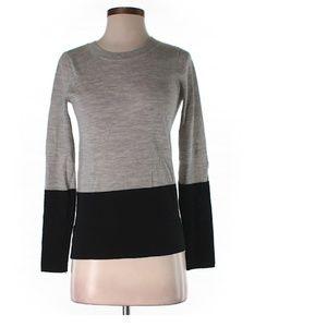 Club Monaco Color Block Sweater